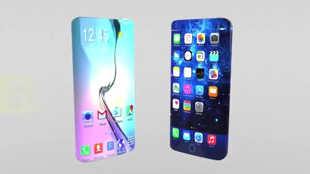 !!Samsung Galaxy S7 Edge VS Iphone 7 Edge