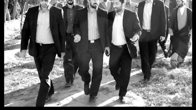 بازدید حاشیه شهر - گروه مشاوران جوان شهرداری مشهد