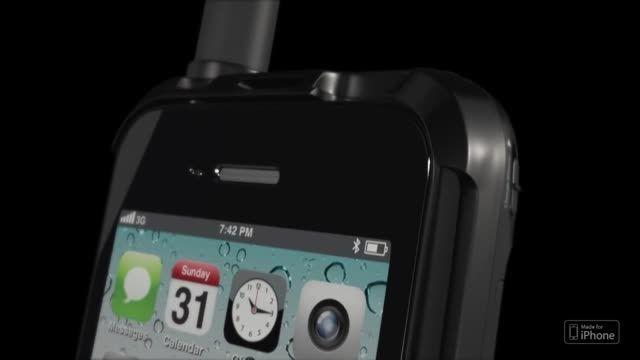 آیفون یا گوشی اندرویدی خود را به موبایل ماهواره ای تبدی