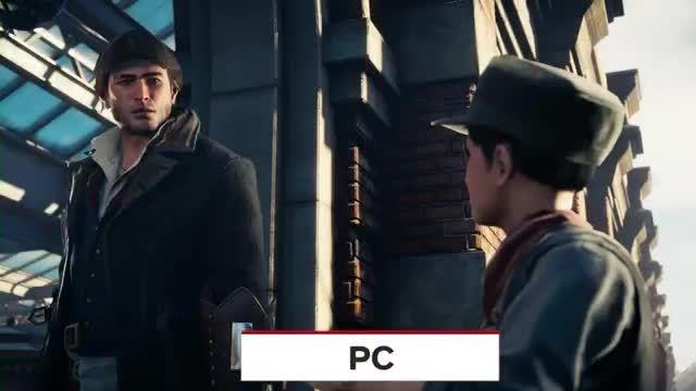 مقایسه گرافیکی Assassins Creed Syndicate بین PC و PS4