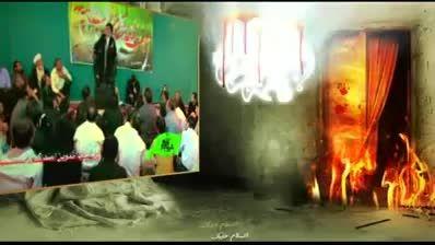 ماجرای شهادت حضرت زهرا سلام الله علیها (اهل روضه حتما ب
