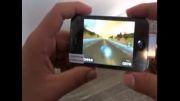 بازی و سنسور در طرح اصلی اندروید آیفون 4 اس در sidshop.ir