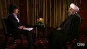 انگلیسی صحبت کردن رییس جمهور روحانی