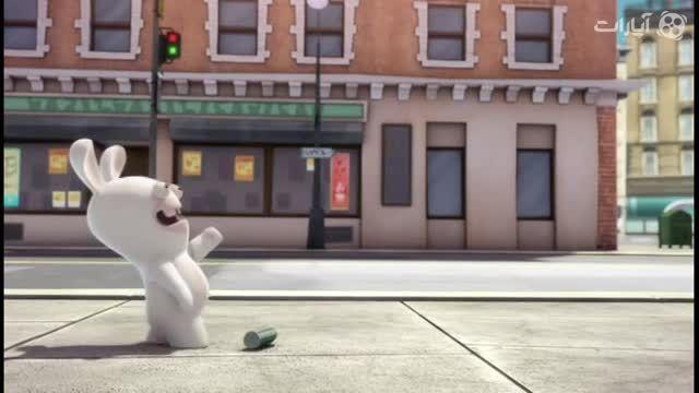 کارتون خرگوشک ها فصل اول قسمت هشتم