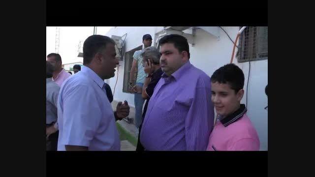 حاشیه بازی خونه به خونه و فجر شهید سپاسی