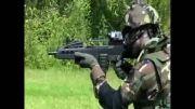 1. شلیك و توضیحات كلی اسلحه عملیاتی HK 416 با قابلیت شلیك در شرایط جوی مختلف قسمت اول