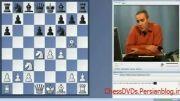 فیلم آموزش شطرنج - آموزش دفاع سیسیلی نایدورف توسط کاسپاروف