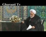 قرائتی / برنامه درسهایی از قرآن 19 مرداد 91 (20 رمضان)