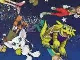 تیتراژ پایانی ژاپنی فصل دوم دیجیمون 1