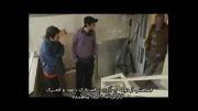 قسمتی از فیلم  داود و قمری با دوبله ترکی آذری