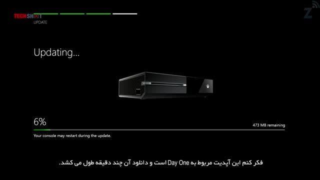 آموزش نصب و راه اندازی Xbox One به فارسی - قسمت اول