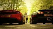 Bugatti veyron VS mclaren