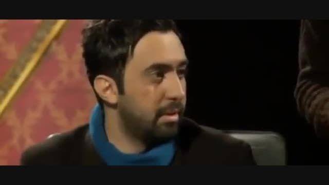 دوربین مخفی - شوخی با مهدی یراحی، خواننده