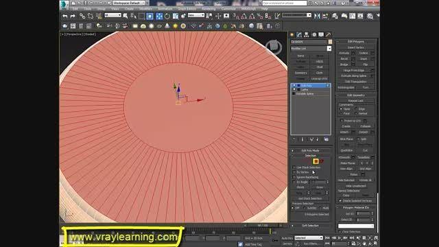 آموزش مدلسازی ستون تخت جمشید-قسمت 02