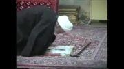 نماز عالم ربانی آیت الله العظمی حاج علی صافی