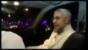 صحبت های خصوصی و جنجالی حسن روحانی در ماشین بعد از مناظره ها