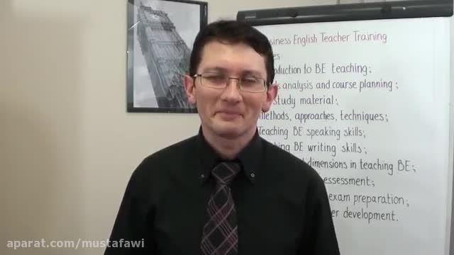 آموزش روش تدریس زبان انگلیسی (Business)