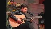 محمدرضا گلزار در کنسرت گروه آریان