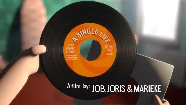 انیمیشن کوتاه A Single Life