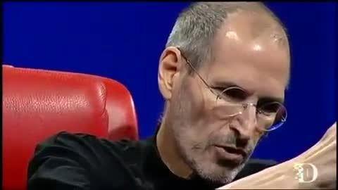 صحبت های استیو جابز در مورد مدیریت اپل
