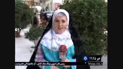 گزارش کودک و نوجوان در رابطه با خرید عید نوروز