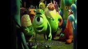 انیمیشن دانشگاه هیولا ها(قسمت ششم)