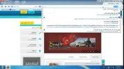 آموزش تصویری رفع بلاک سایت ها به وسیله آنتی ویروس nod32