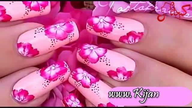 مجموعه طراحی ناخن حرفه ای در کیجانا دات کام