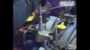 تعویض تسمه  (تایم) تنظیم در موتور رنو K4M