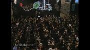 شب دوم محرم 93، زمینه فوق العاده  حاج مهدی سلحشور