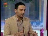 احسان علیخانی در برنامه سینما گلخانه