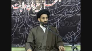 سخنرانی جنجالی حجت الاسلام ضیائی درمورد سید صادق شیرازی