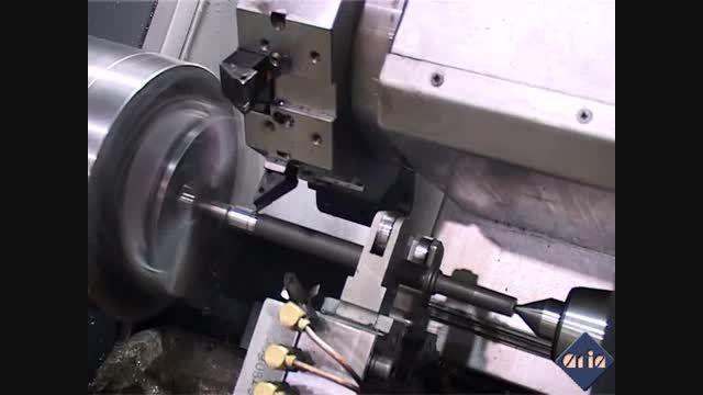 دستگاه تراش CNC با کنترل فانوک