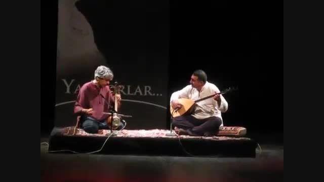 کیهان کلهر و اردال ارزنجان-گل نشان