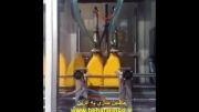 پرکن روغن موتور|دستگاه بسته بندی روغن|ماشین سازی به آفرین