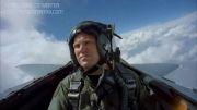 داگفایت(جنگ سگی)اف-15(ایگل) با اف-16(فایتینگ فالکن)