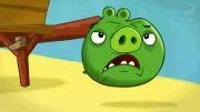 انیمیشن زیبای انگری بردز فصل یک/ قسمت 19