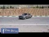 دونات پیام ظریفیان با BMW E30
