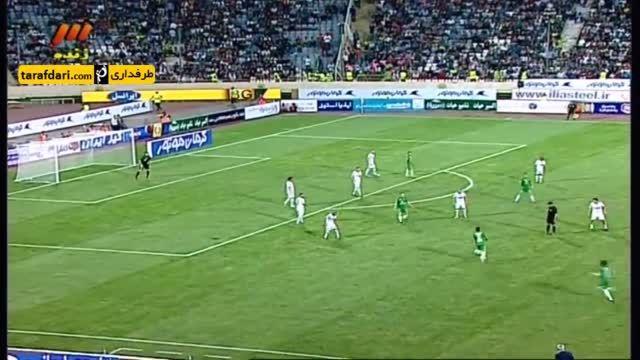خلاصه بازی ستارگان ایران 0-3 ستارگان جهان