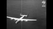 سرنگون کردن هواپیمای B24 در اسمان!!!!
