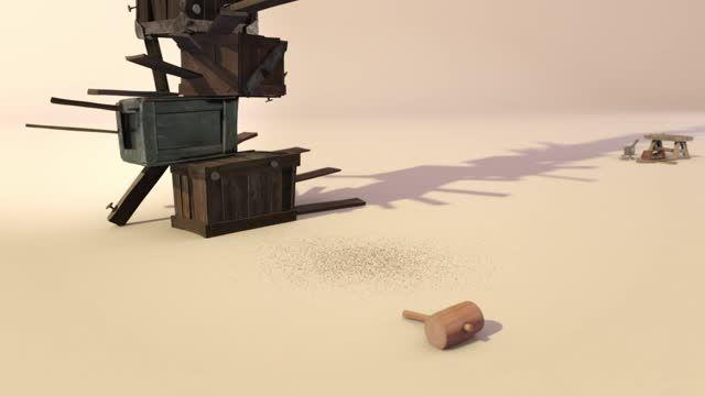 کارتون قصه های خوکی (سبزک) (Piggy Tales) قسمت 2