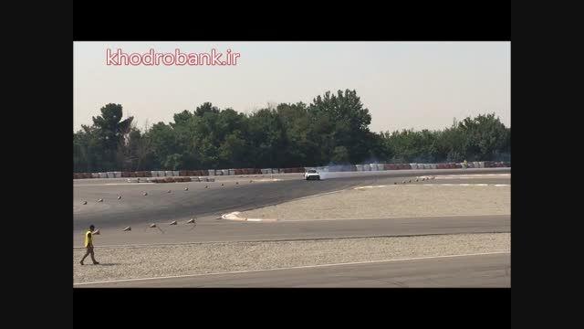 مسابقه دریفت پیست آزادی تهران - 16 مردادماه 94