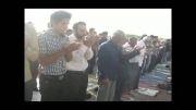 نماز عید فطر روستای ننیز علیا