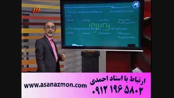 تدریس تکنیکی زبان انگلیسی،گرامر زبان انگلیسی 4