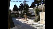 نمونه تصویر دوربین مداربسته انالوگ 600TVL