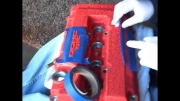 how to paint a valve cover red (2)
