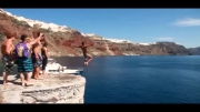 farang Goes Red Bull Art of Motion 2012 Santorini