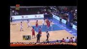 خلاصه بازی کامل بسکتبال ایران و کره در جام ملتهای آسیا