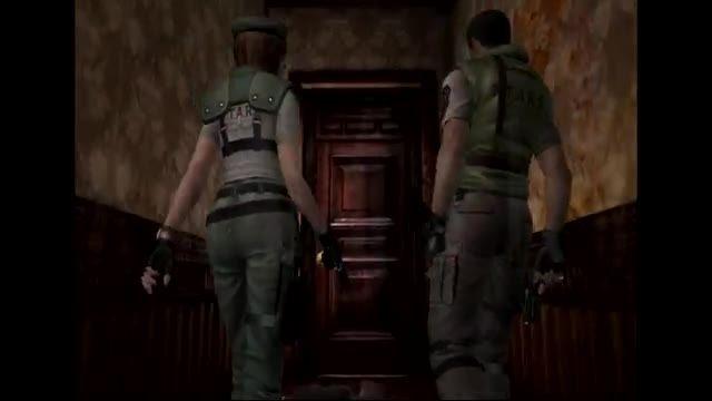 Resident Evil THE UMBRELLA CHRONICLES en Español ESCENA