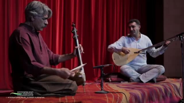 کنسرت کیهان کلهر و اردال ارزنجان در کردستان